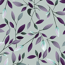 Load image into Gallery viewer, Amethyst Garden by Melissa Lowry for Clothworks - Fabric and Frills