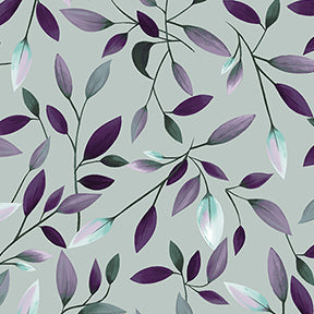 Amethyst Garden by Melissa Lowry for Clothworks - Fabric and Frills