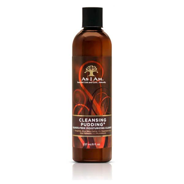 As I Am Cleansing Pudding Sulfate Free - Shampoing Hydratant Et Purifiant 237 ml
