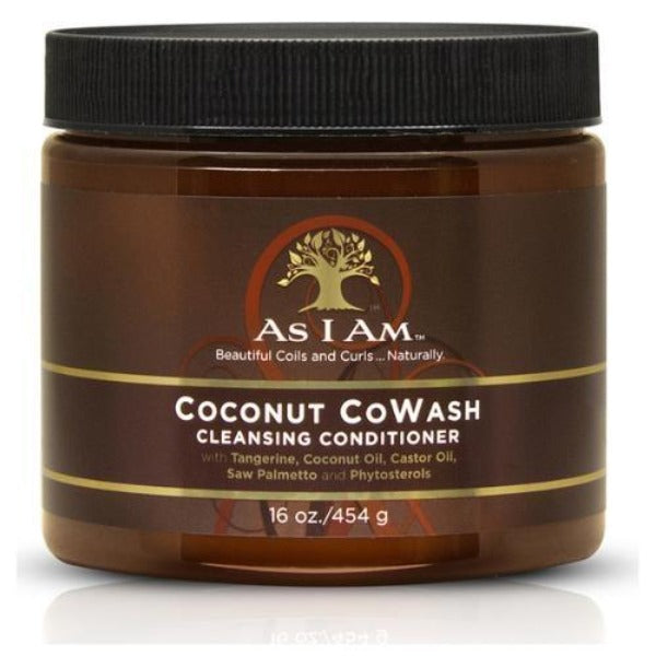 As I Am Coconut Co Wash Cleansing Conditioner - Après Shampoing Nettoyant Au Coco 454 g