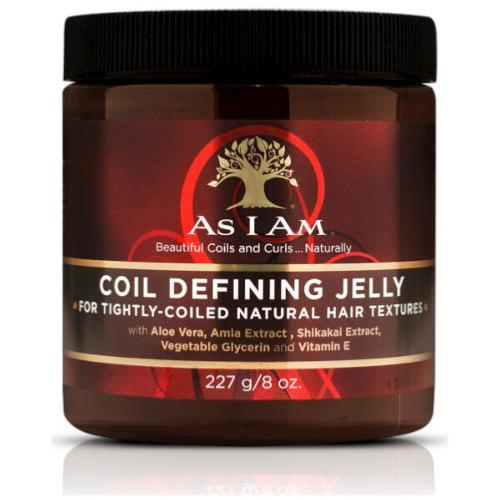 As I Am Coil Defining Jelly - Gelée Définition Boucle À L'Aloe Vera 227 g