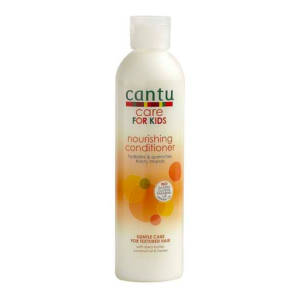 Cantu Shea Butter Kids Care Conditioner - Soin Hydratant Au Beurre De Karité Pour Enfant 237 ml