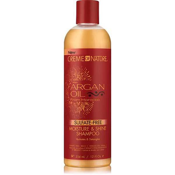 Creme Of Nature Shampoo - Shampoing À L'Huile D'Argan 354 ml