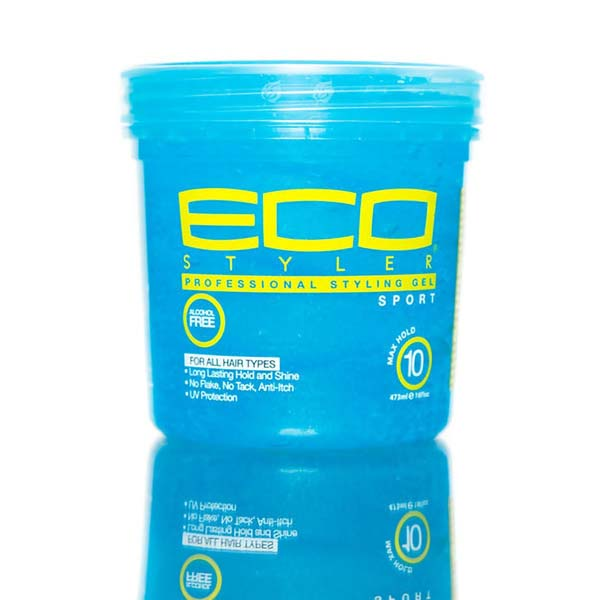 Eco Styler Styling Gel Sport Blue Color Treated - Gel Coiffant Spécial Cheveux Colorés 473 ml