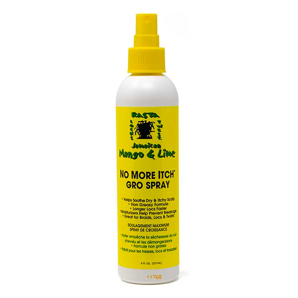 Jamaican Mango & Lime No more itch gro spray - Spray locks Anti-démangeaison 236 ml