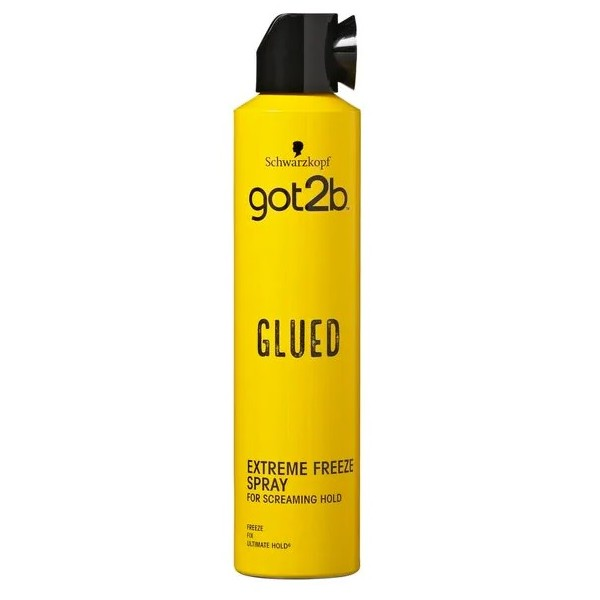 Schawrzkopf Got 2 B Glued Extreme - Spray Coiffant Gel Tenue  Extrême 300 ml