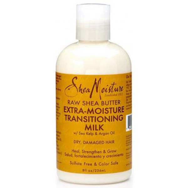 Shea Moisture Raw Shea Butter Extra-Moist Transition Milk - Lait Hydratant Au Beurre De Karité 226 ml