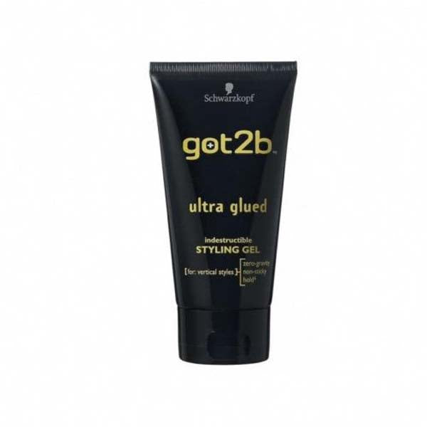 Schwarzkopf Got2B Ultra Glued indestructible Styling Gel 150 ml