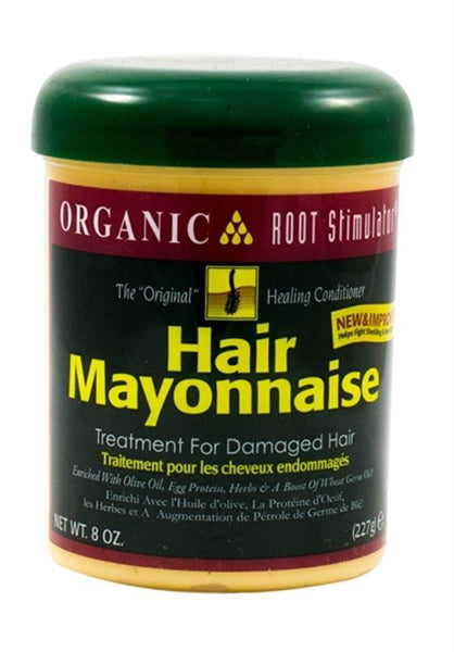 ORS Mayonnaise capillaire - Organic Root Stimulator Hair Mayonnaise 3 formats disponibles
