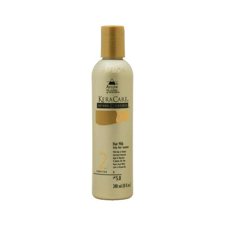 Keracare Natural Textures Hair Milk - Lait Capillaire Hydratant 240 ml