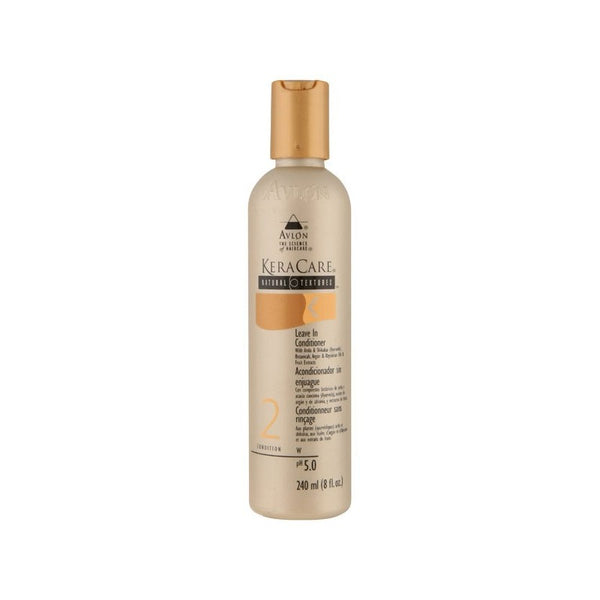 Keracare Natural Textures Leave-In Conditioner - Soin sans rinçage à l'Amla
