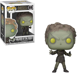Funko Pop! Television Game of Thrones Children of The Forest #69 Multicolor Collectible Vinyl Figure{sku}{barcode}{shop-name}
