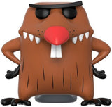 Funko Pop! Television Angry Beavers Dagget #323 Collectible Vinyl Figure{sku}{barcode}{shop-name}