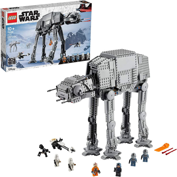 LEGO Star Wars 75288 AT-AT (1,267 Pieces) Building Kit New 2020
