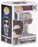 Funko Pop! TV Strangers Things Steve with Sunglasses #638 Vinyl Figure{sku}{barcode}{shop-name}