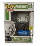Funko Pop! Games Fortnite S3 Skull Trooper #438 Glow Walmart Exclusive Vinyl Figure 889698409452 B07S783LKQ BrickPops