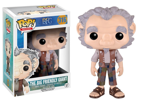 Funko Pop! Movies The Big Friendly Giant #316 Vinyl Figure 849803097622 B01FIF06WI BrickPops