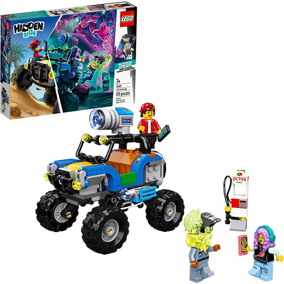 LEGO Hidden Side 70428 Jack's Beach Buggy (170 Pieces) Building Kit New 2020