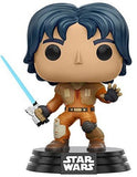 Funko Pop! Star Wars Rebels Ezra #134 Vinyl Figure{sku}{barcode}{shop-name}
