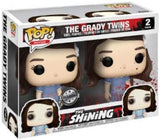 Funko Pop! Movies The Shining Grady Twins Figurine Shining 2 Pack Exclusive 889698209397 B075DHP8P5 BrickPops