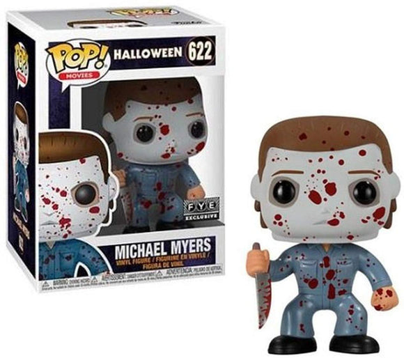 Funko Pop! Movies Halloween Bloody Michael Myers #622 Multicolor Collectible Vinyl Figure 889698336109 B07GSJL275 BrickPops