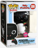 Funko Pop! Movies Billy Madison Penguin # 899 Flocked Exclusive Vinyl Figure 889698470841 B084MHS4BB BrickPops