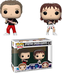 Funko Pop! Television Saturday Night Live Spartan Cheerleaders Multicolor Collectible Vinyl Figure{sku}{barcode}{shop-name}