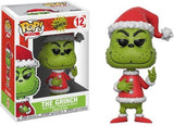 Funko Pop! Books Santa Grinch #12 Styles may vary Collectible Vinyl Figure 889698217453 B071XD33G3 BrickPops