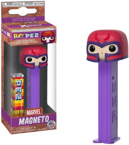 Funko Pop! Pez Marvel Magneto Multicolor 889698337977 B07HKCKCQZ BrickPops