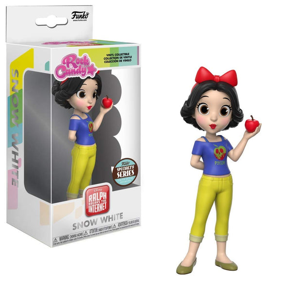 Funko Rock Candy Wreck It Ralph Snow White Specialty Series Vinyl Figure{sku}{barcode}{shop-name}