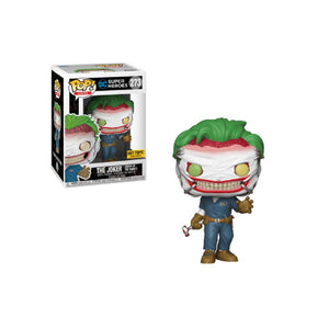 Funko Pop! DC Super Heroes The Joker #273 Exclusive Vinyl Figure 889698374873 B07P2FV4YD BrickPops