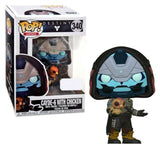 Funko Pop! Games Destiny Cayde 6 #340 with Chicken Collectible Amazon Exclusive Vinyl Figure 889698301725 B07972W3FC BrickPops