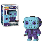 Funko Pop! 8 Bit Friday the 13th Jason Voorhees #26 NES Colors Exclusive Vinyl Figure 889698247160 B079HD5MQM BrickPops