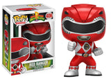 Funko Pop! Television Power Rangers Red Ranger #406 Vinyl Figure{sku}{barcode}{shop-name}