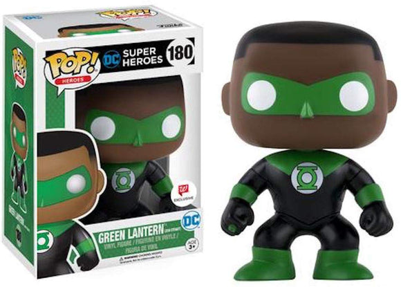 Funko Pop! DC Super Heroes Green Lantern #180 Walgreens Exclusive Vinyl Figure 889698138772 B06VSK9VRM BrickPops