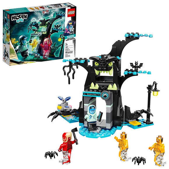 LEGO Hidden Side 70427 Welcome to The Hidden (189 Pieces) Building Kit - Brick Pops