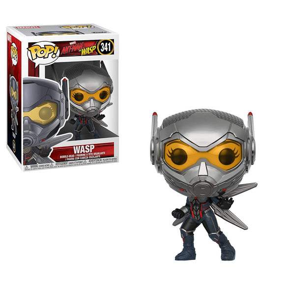 Funko Pop! Marvel Ant-Man & The Wasp The Wasp #341 Multicolor Collectible Vinyl Figure 889698307307 B07CKFY4V6 BrickPops