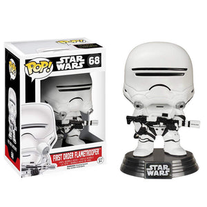 Funko Pop! Star Wars First Order Snowtrooper #68{sku}{barcode}{shop-name}