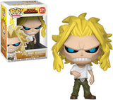 Funko Pop! Animation My Hero Academia All Might #371 Weakened Multicolor Collectible Vinyl Figure 889698321273 B07D7SFMF3 BrickPops
