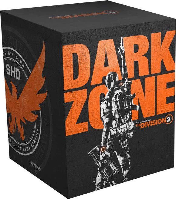 Ubisoft Tom Clancy's The Division 2 The Dark Zone Edition PlayStation 4 - Brick Pops
