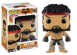 Funko Pop! Street Fighter Hot Ryu #154 Vinyl Figure{sku}{barcode}{shop-name}