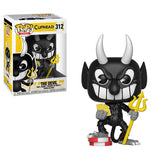Funko Pop! Games Cuphead The Devil #312 Collectible Vinyl Figure 889698269667 B0771V9ZSB BrickPops