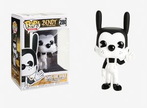Funko Pop! Games Bendy and The Ink Machine Boris The Wolf #280 Vinyl Figure 889698267038 B0794N1VYT BrickPops
