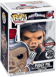 Funko Pop! Television Power Rangers Pudgy Pig #664 GameStop Exclusive Vinyl Figure{sku}{barcode}{shop-name}