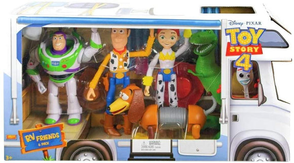 Toy Story RV Friends 6 Pack