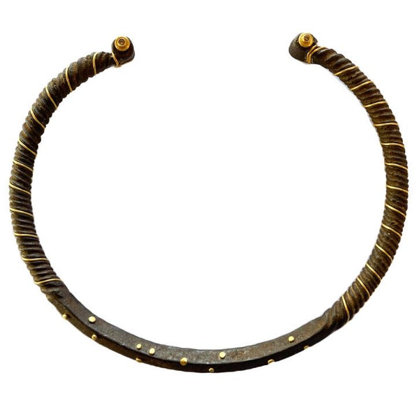 West African Iron Collar