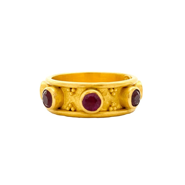 Ruby Batu Ring