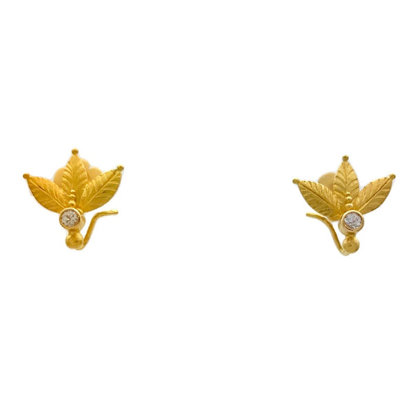 Honey Flower Earrings