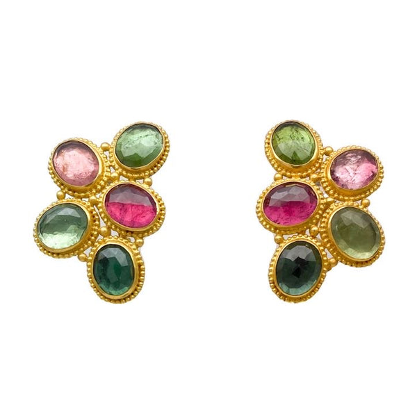 Provence Tourmaline Earrings
