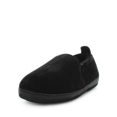 Mens slipper cello by just bee uggs, uggs boots - just bee slippers - mens slippers, slip-on slippers, wool slippers, 100% wool slippers